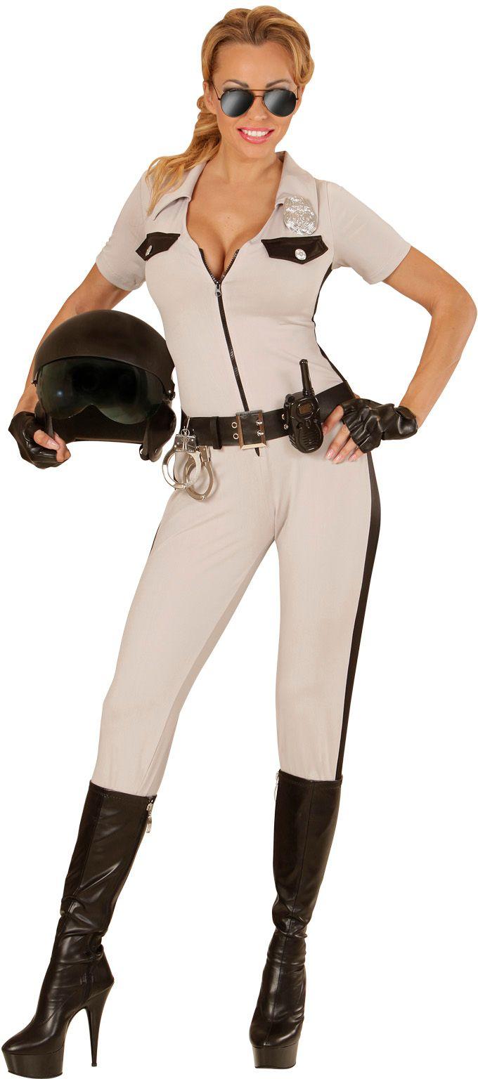 USA highway politie