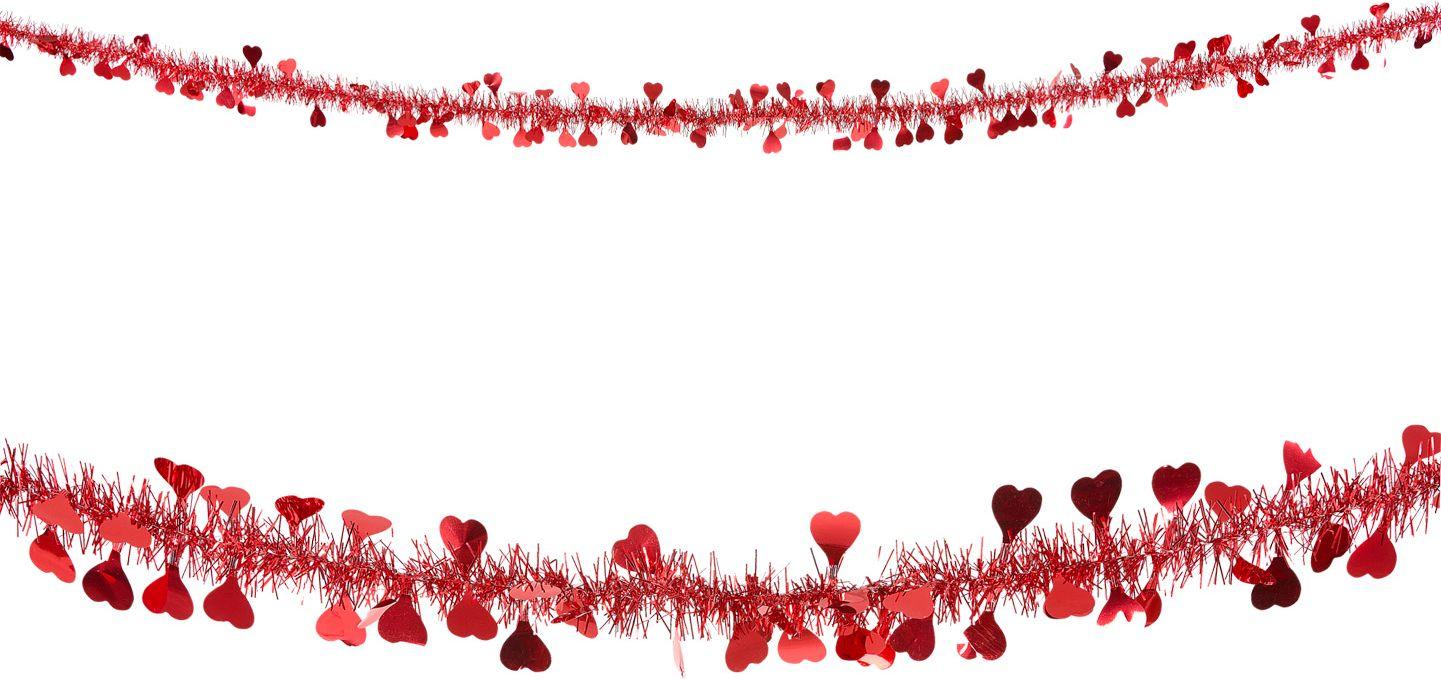 Valentijn guirlande