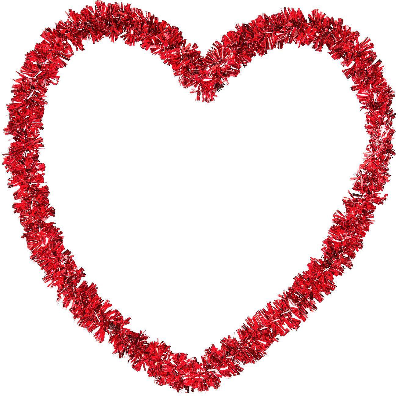 Valentijn hart guirlande