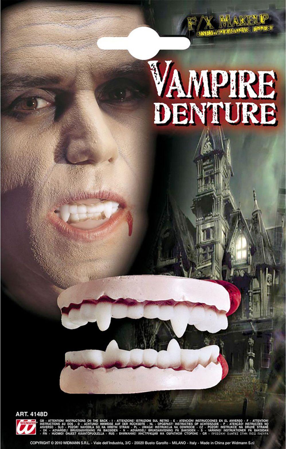 Vampier gebit