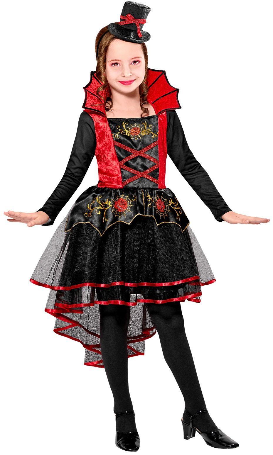 Vampier kind kostuum
