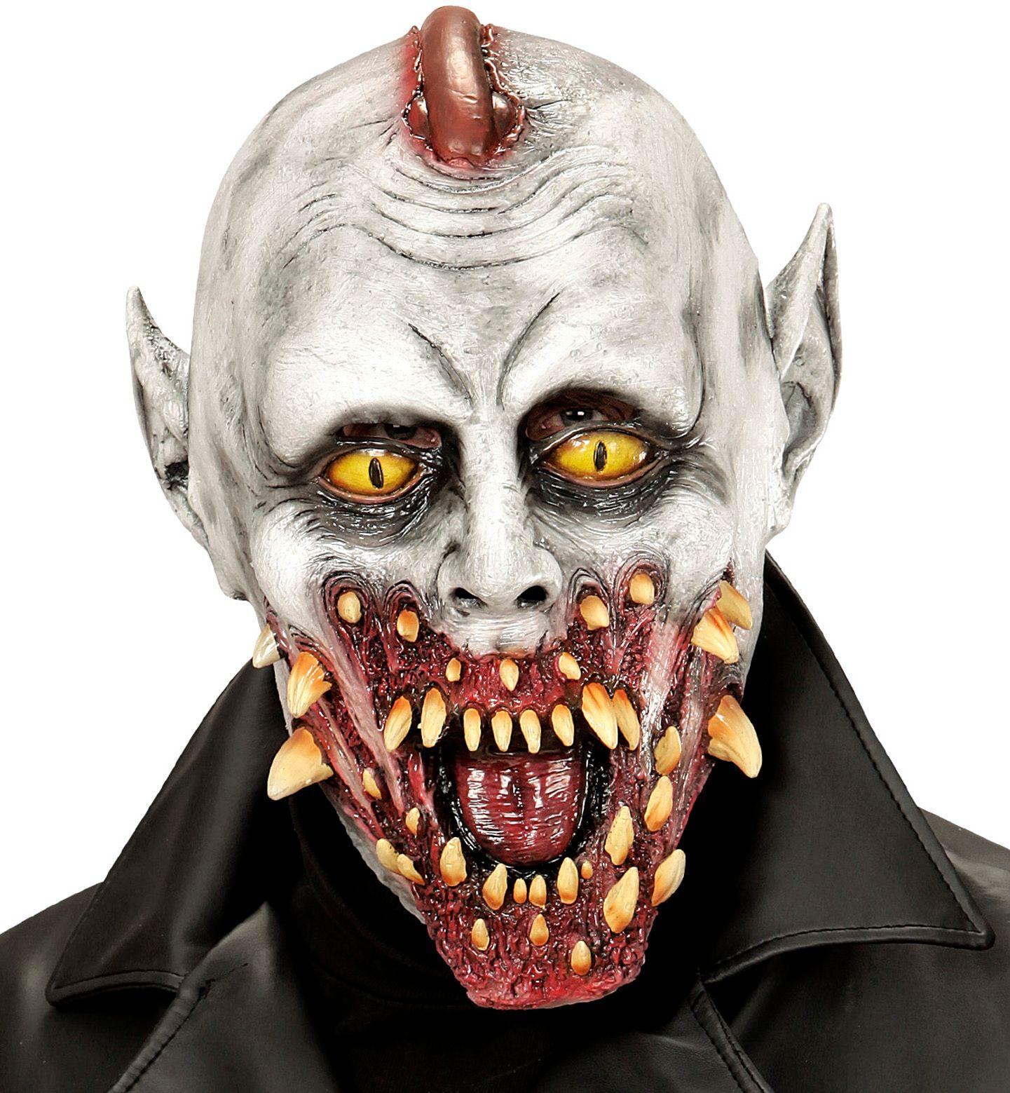 Vampier zombie masker