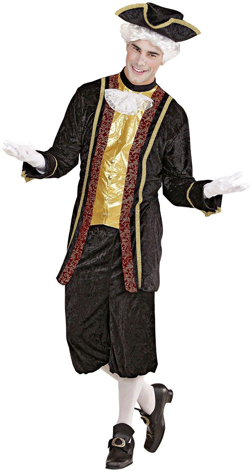 Venetiaans edelman kostuum