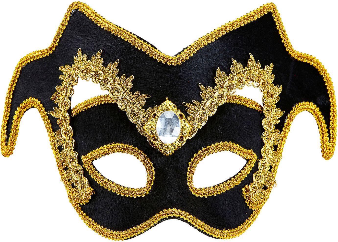 Venetiaanse edelman oogmasker