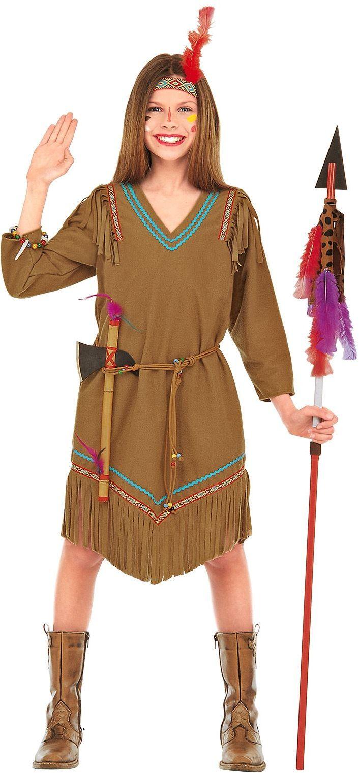 Verkleedset Indiaanse