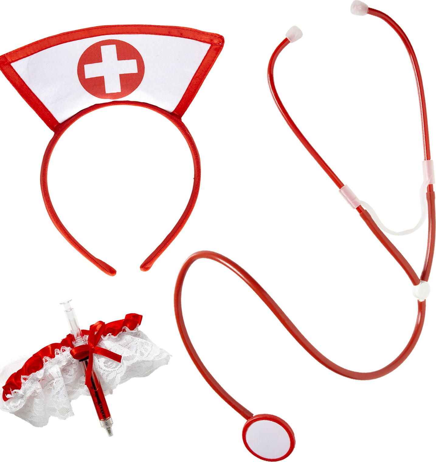 Verpleegster verkleedset