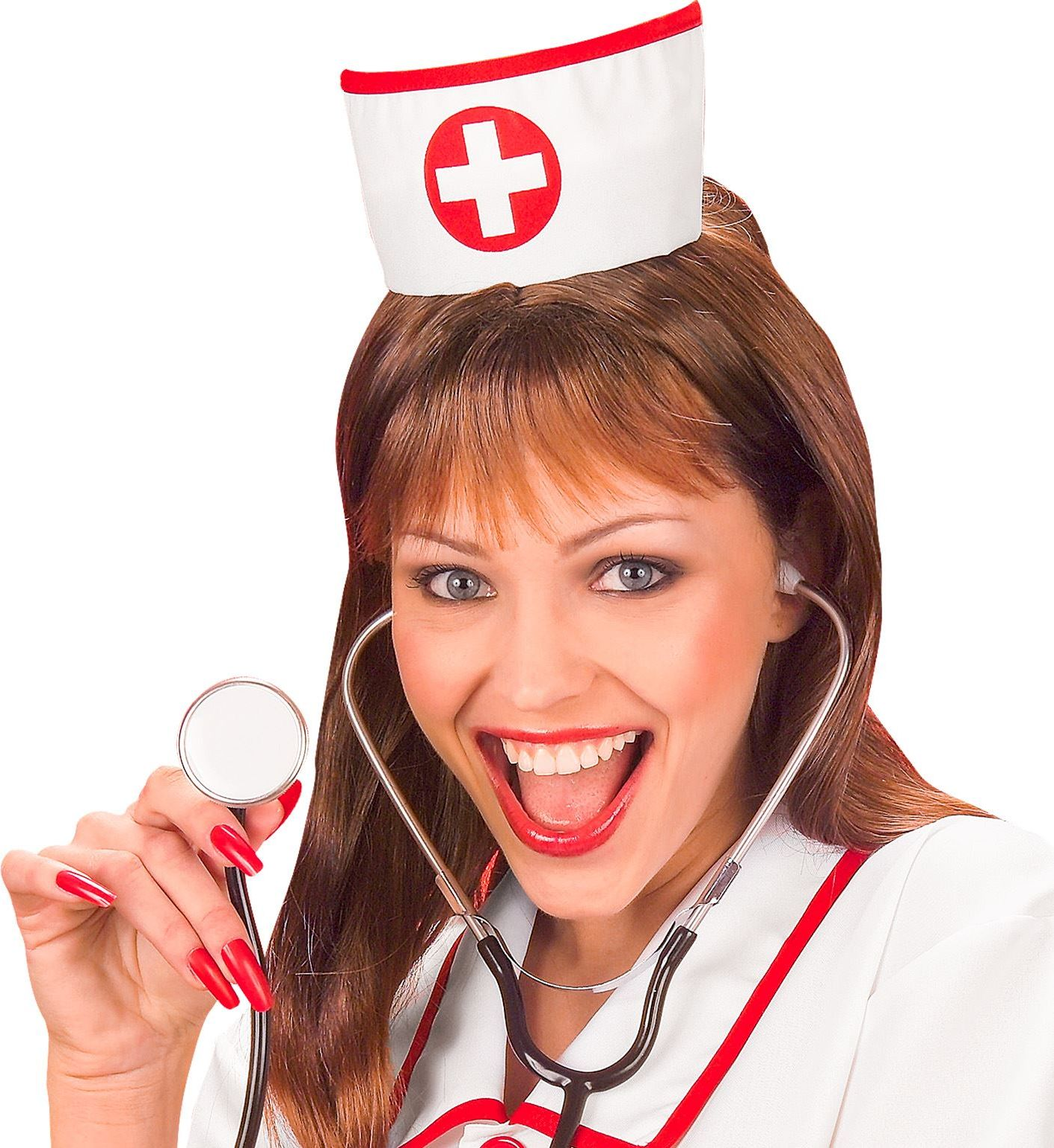 Verpleegsters hoedje