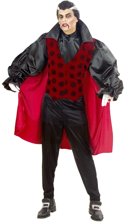 Victoriaanse vampier kostuum
