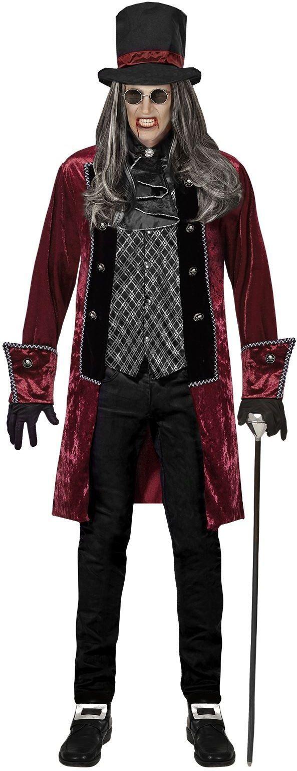Victoriaanse vampier pak