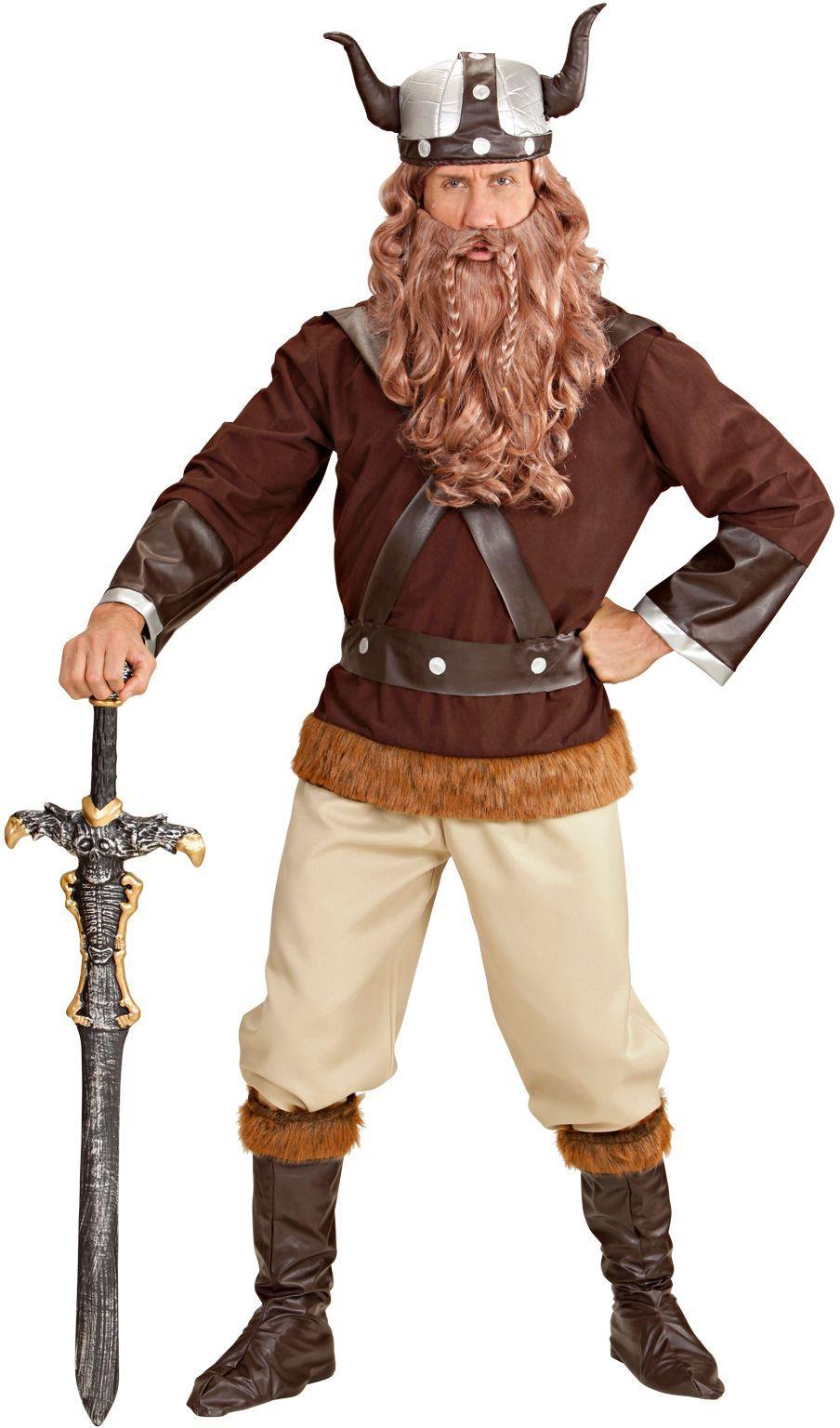 Viking velkan kostuum