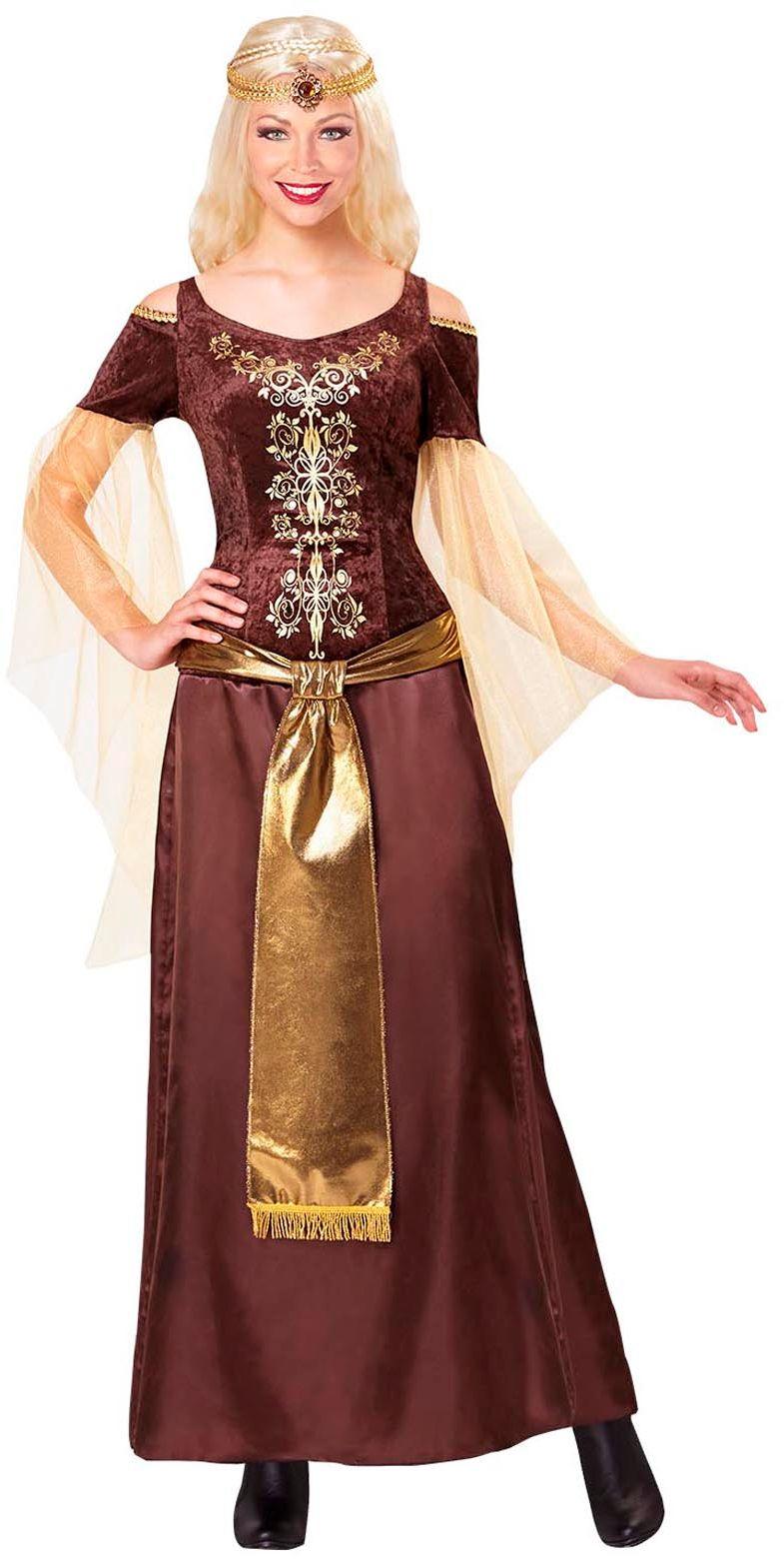 Viking vrouw carnaval