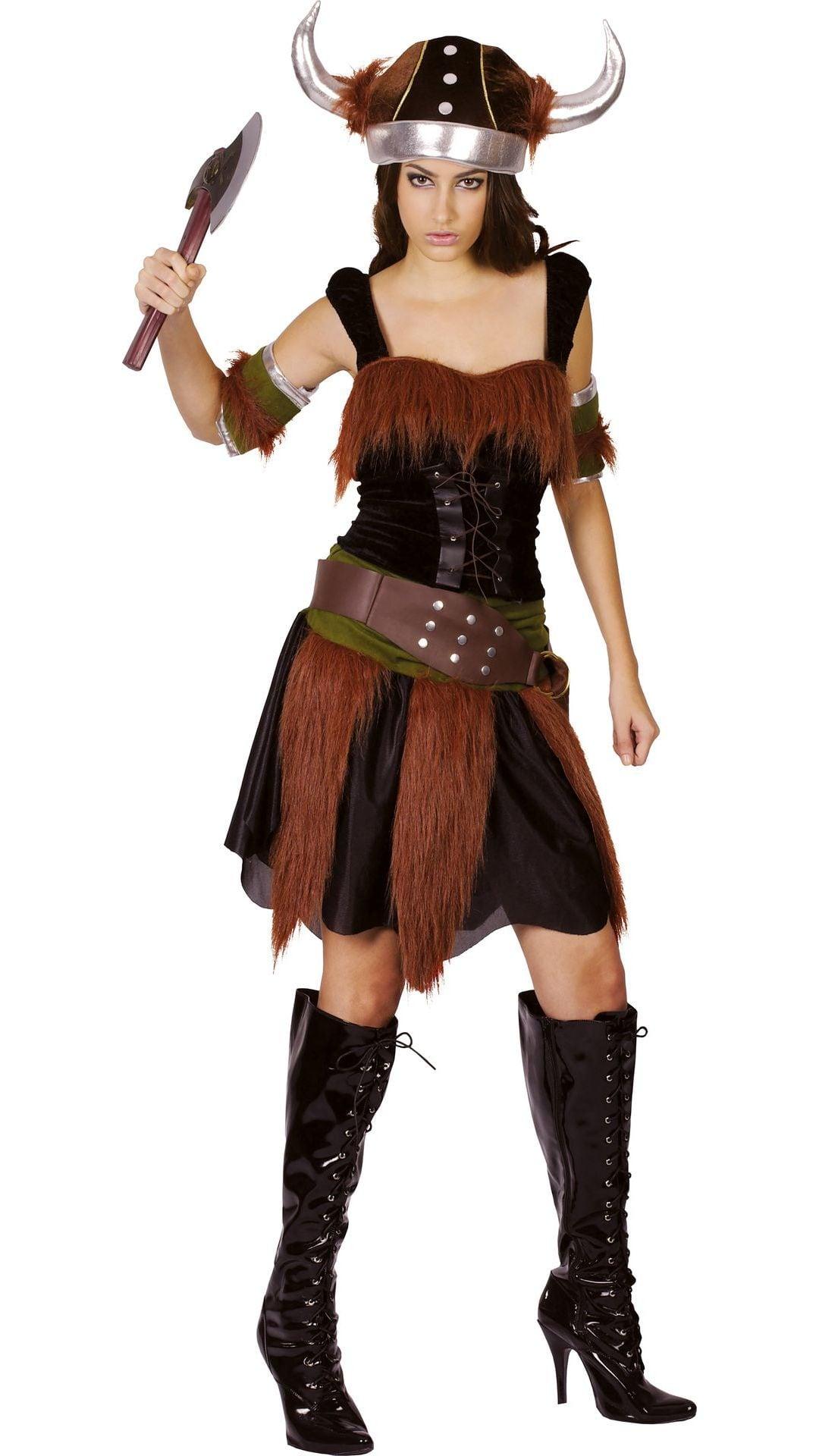 Viking vrouw pakje