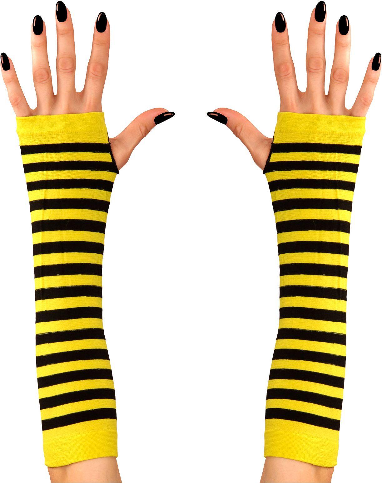 Vingerloze bijen handschoenen