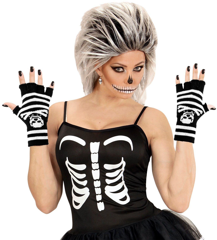 Vingerloze piraten handschoenen