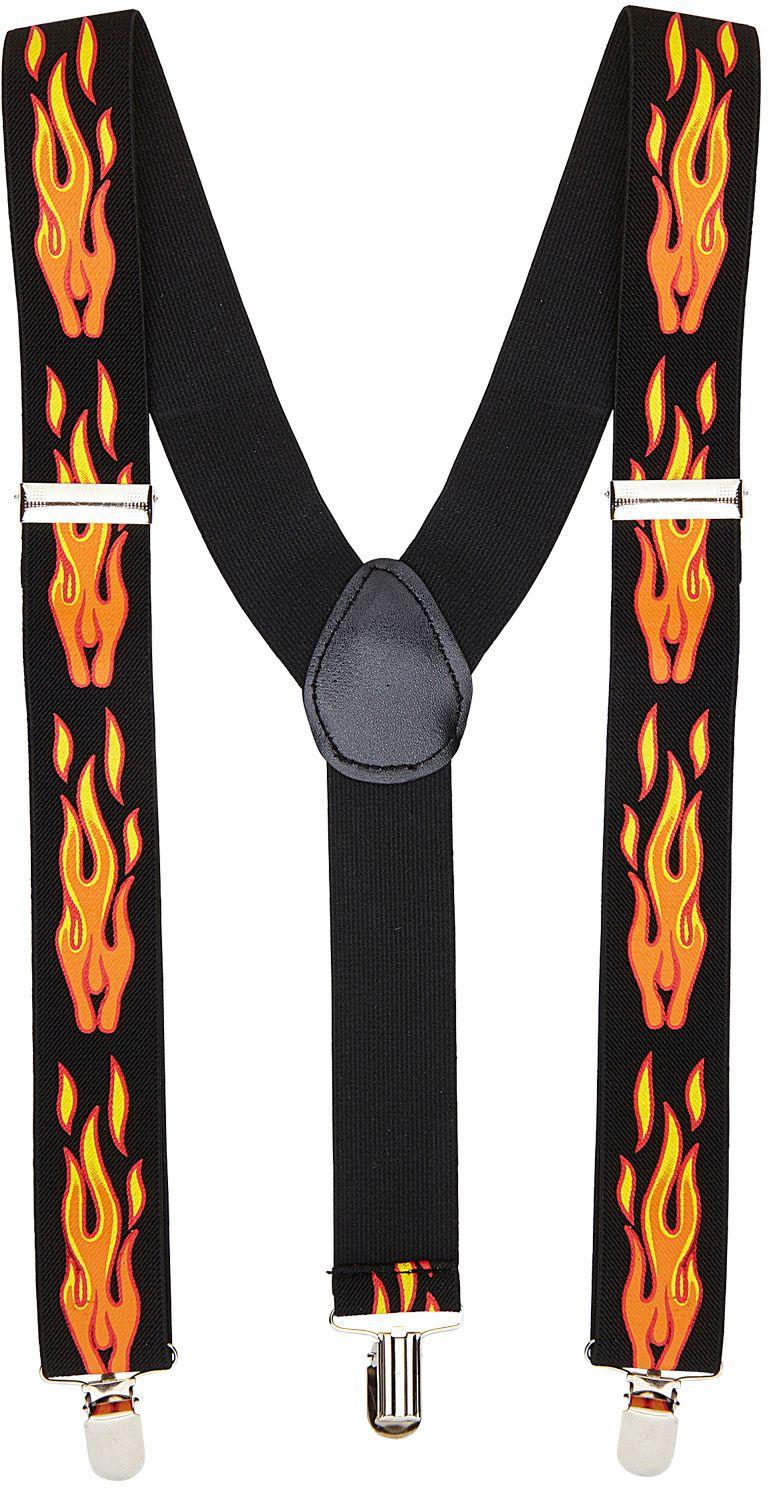 Vlammen bretels
