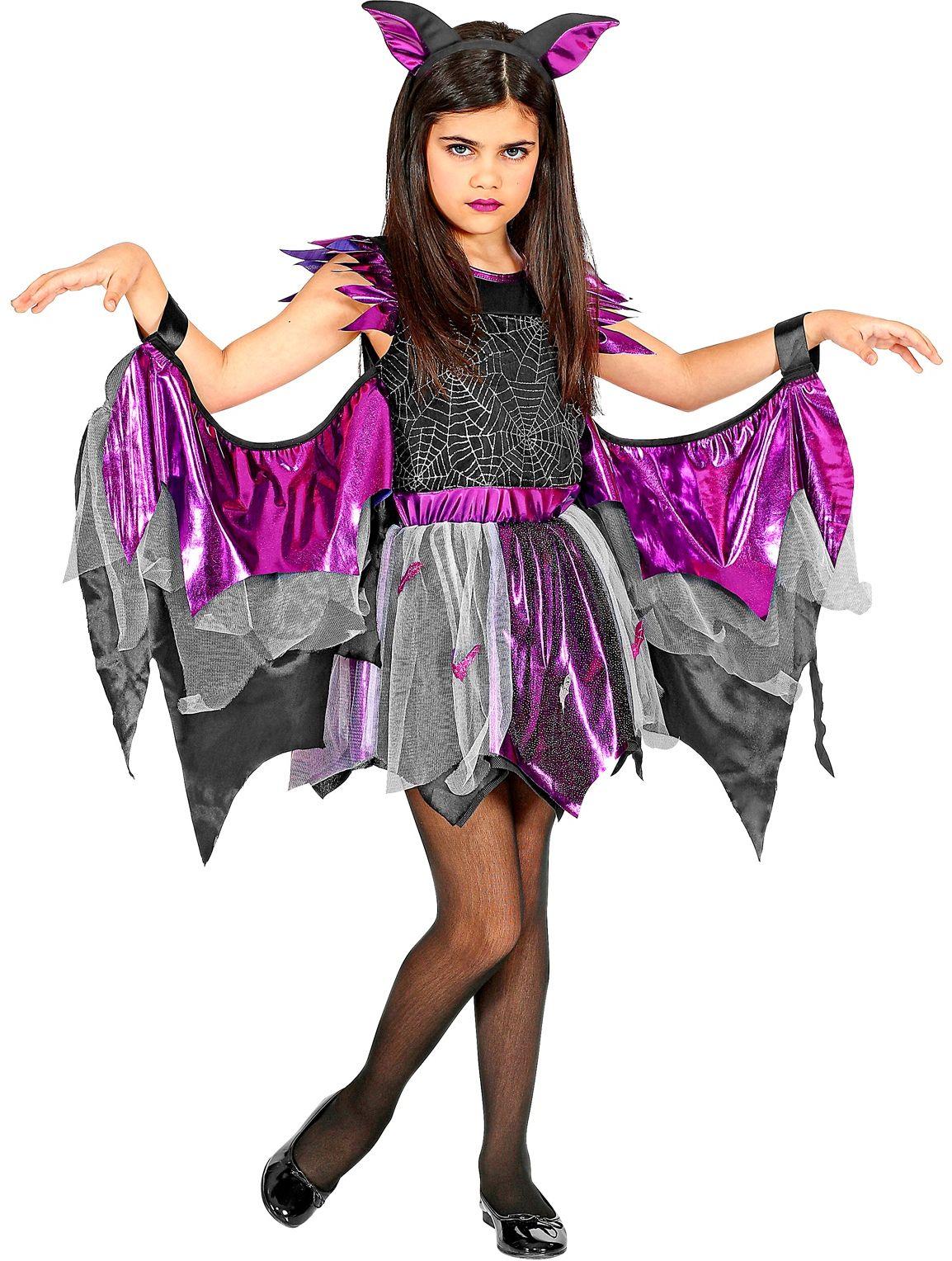 Vleermuis jurkje meisjes