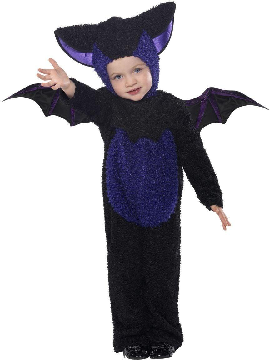 Vleermuizen jongens outfit