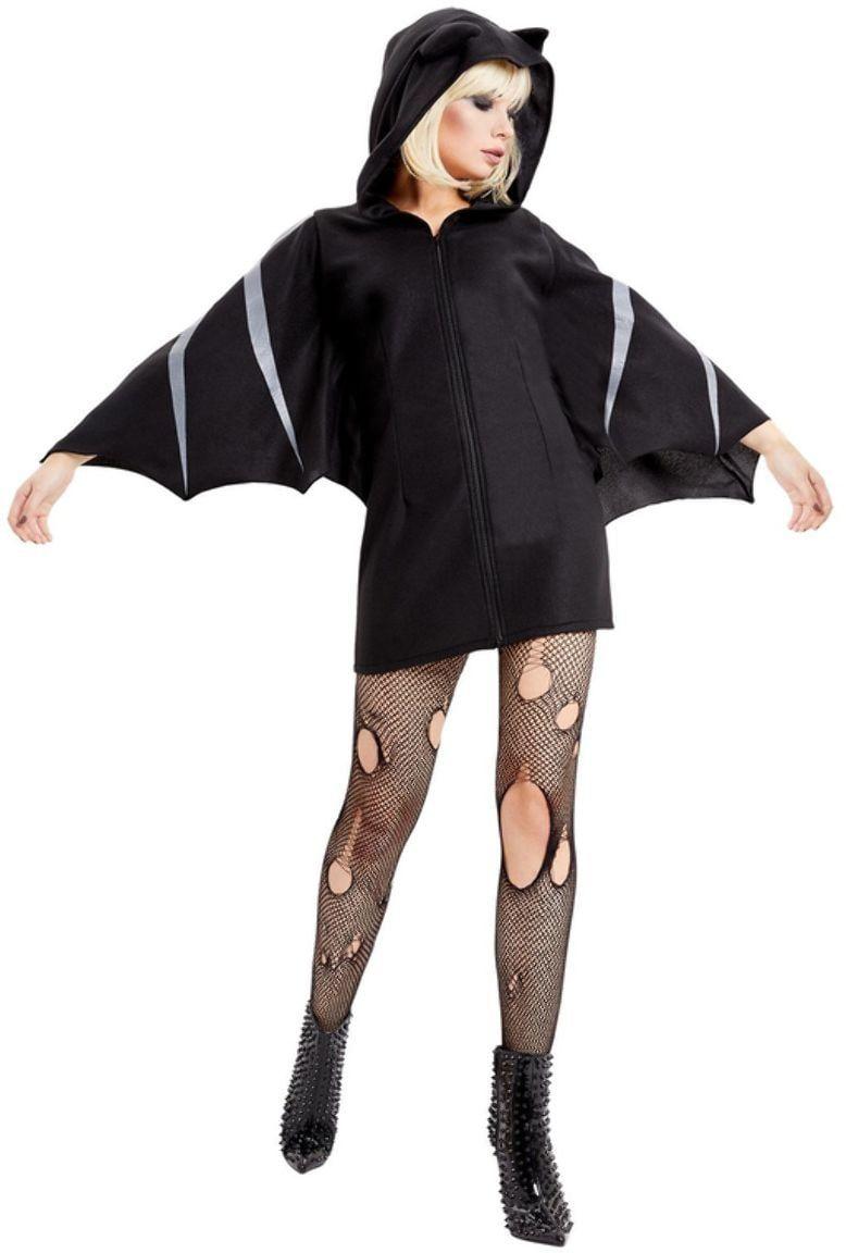 Vleermuizen jurkje vrouwen