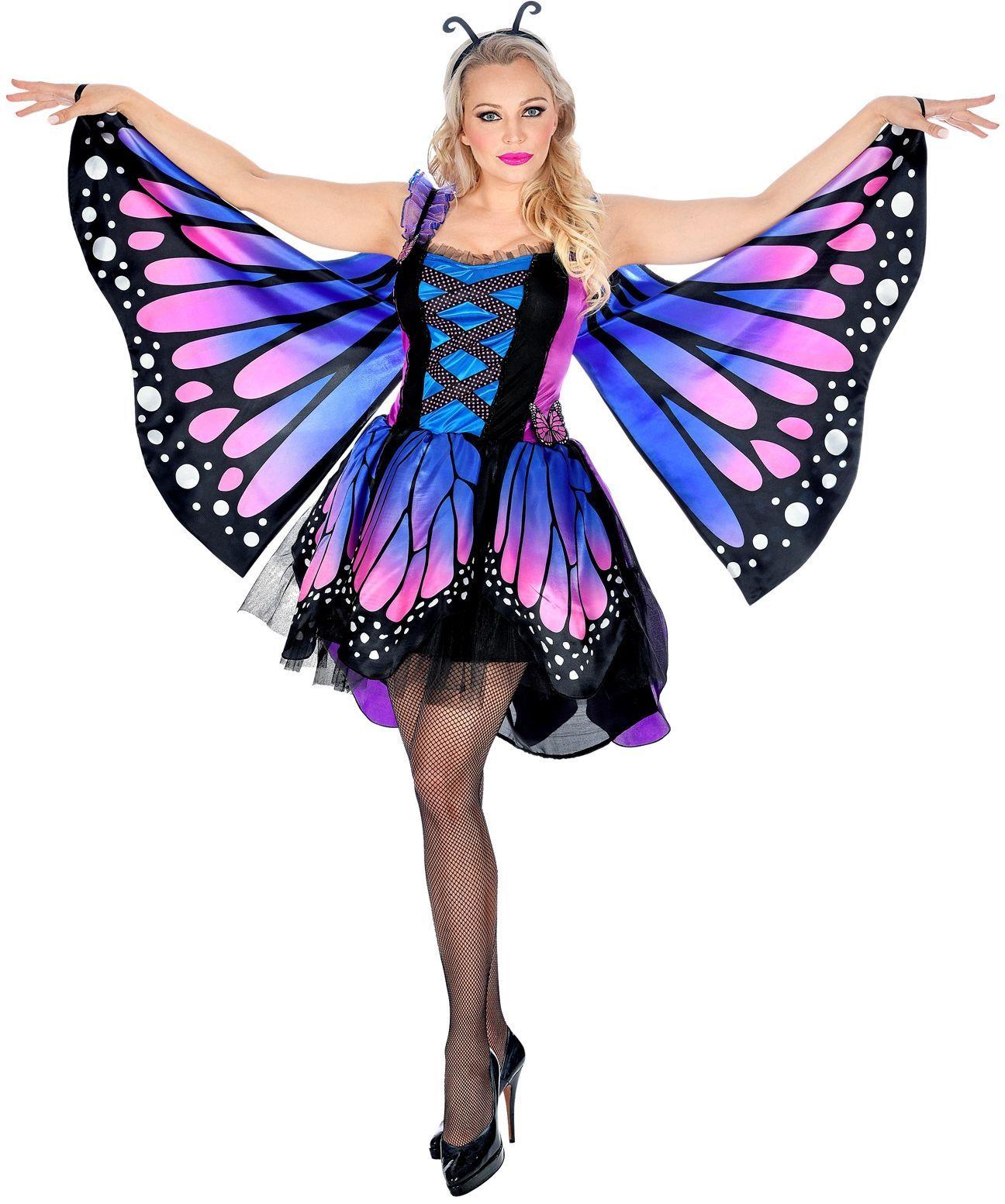 Vlinder pak carnaval