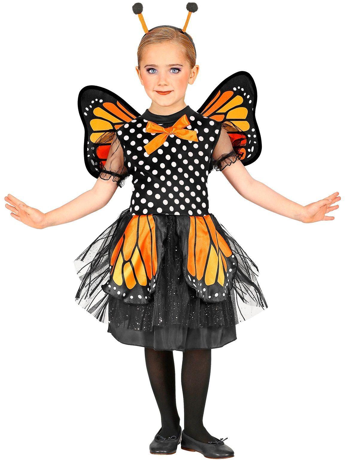 Vlindervleugels jurkje