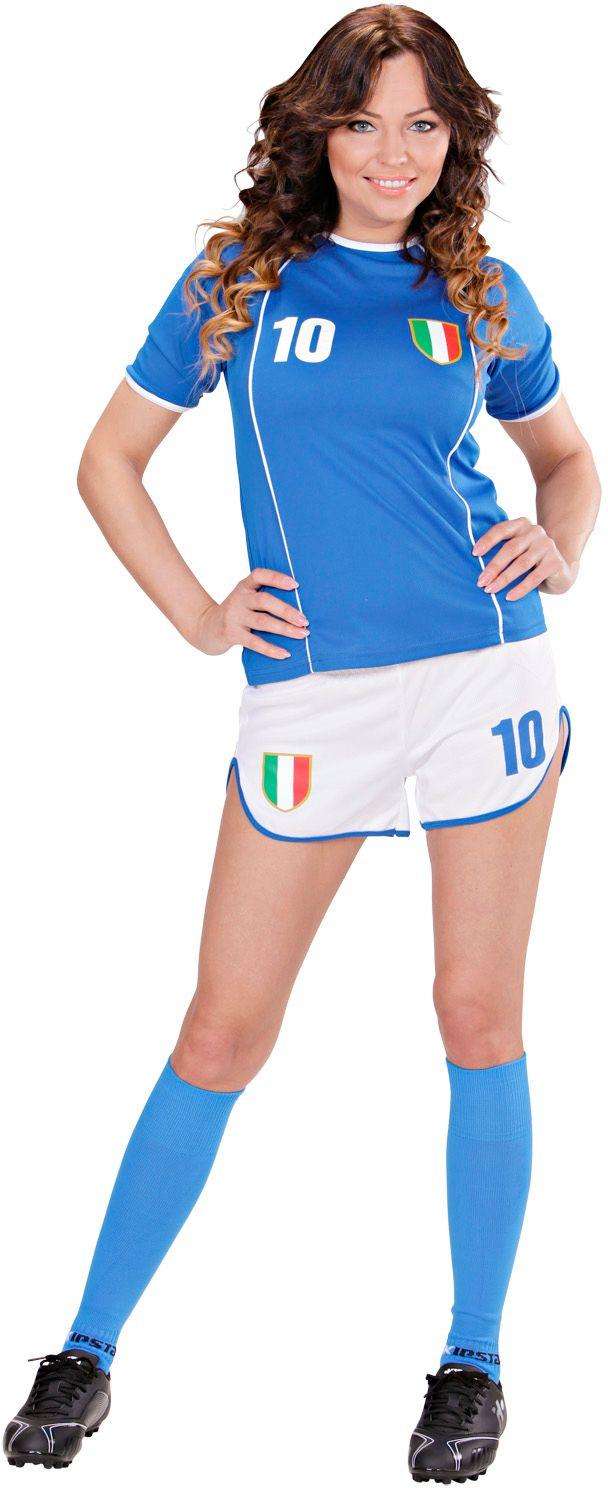 Voetbalster Italie