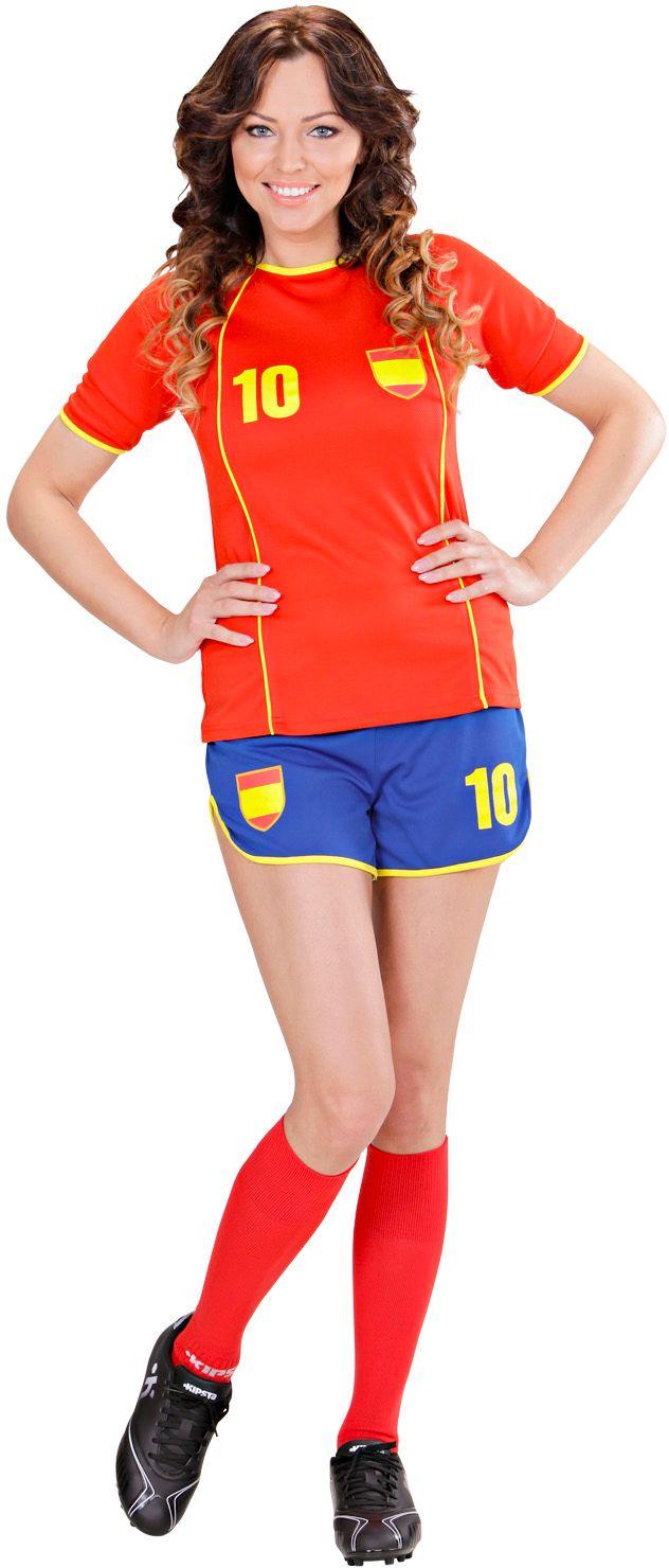 Voetbalster Spanje