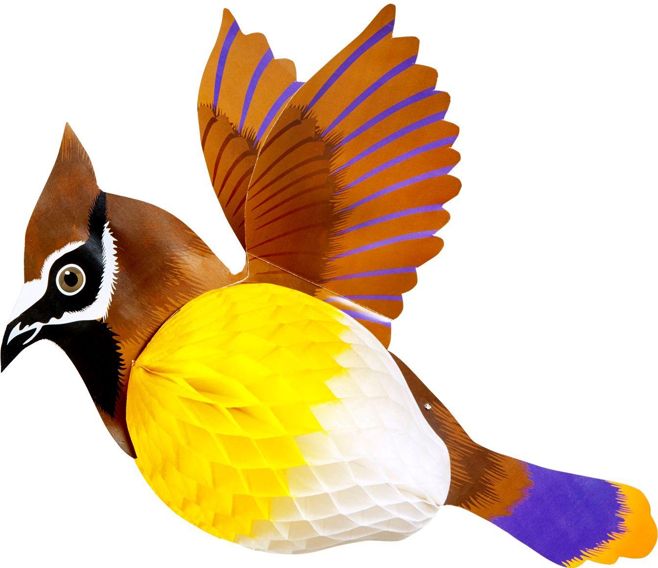 Vogel honingraat