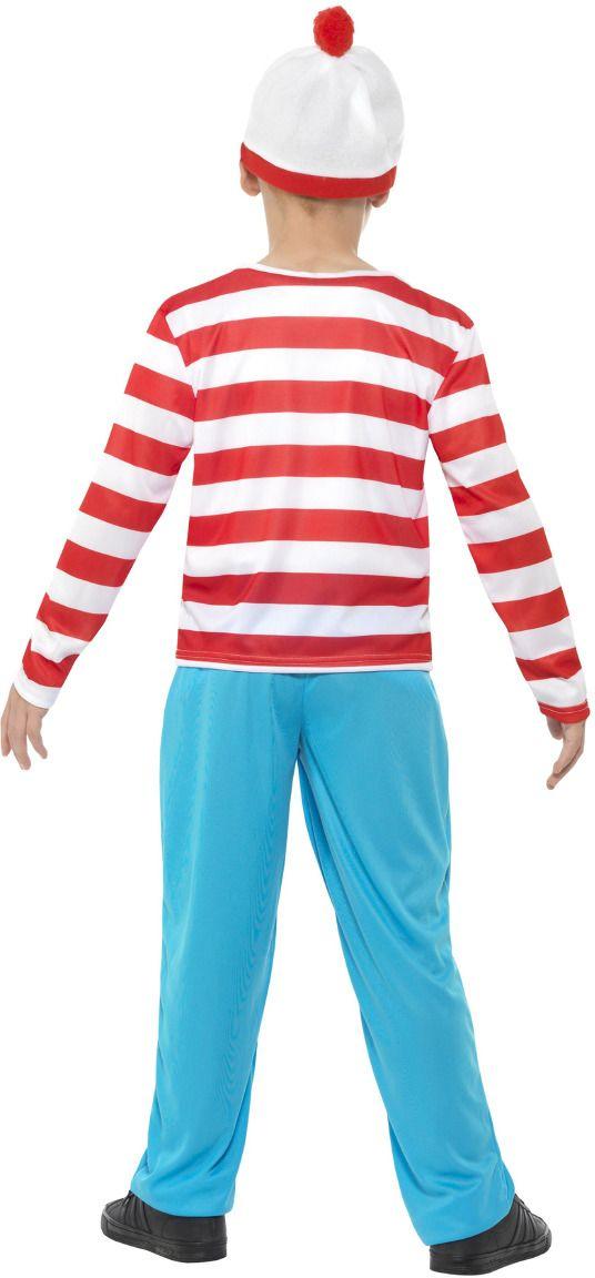 Waar is Wally jongens outfit