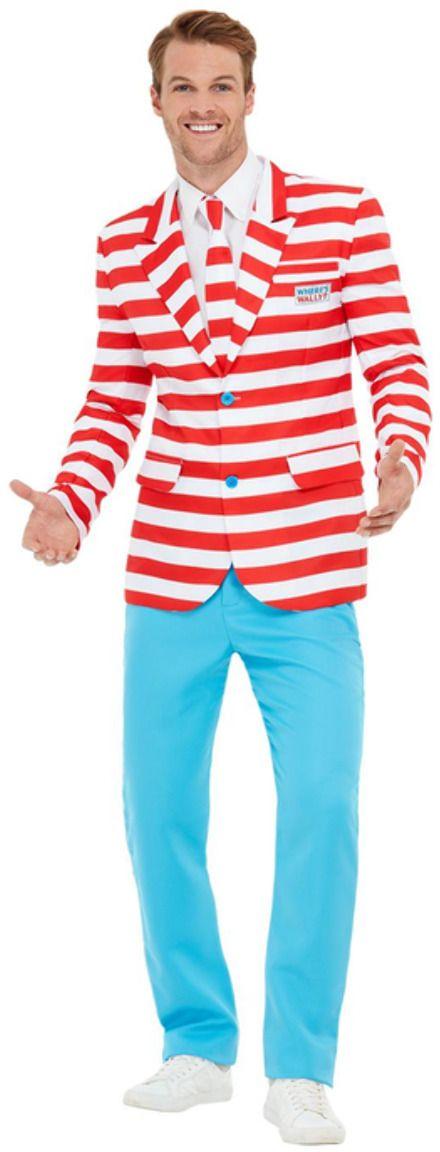 Waar is Wally maatpak