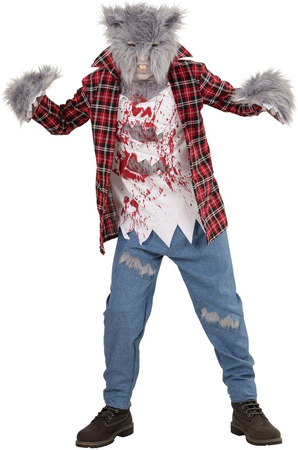 Weerwolf kleding kind