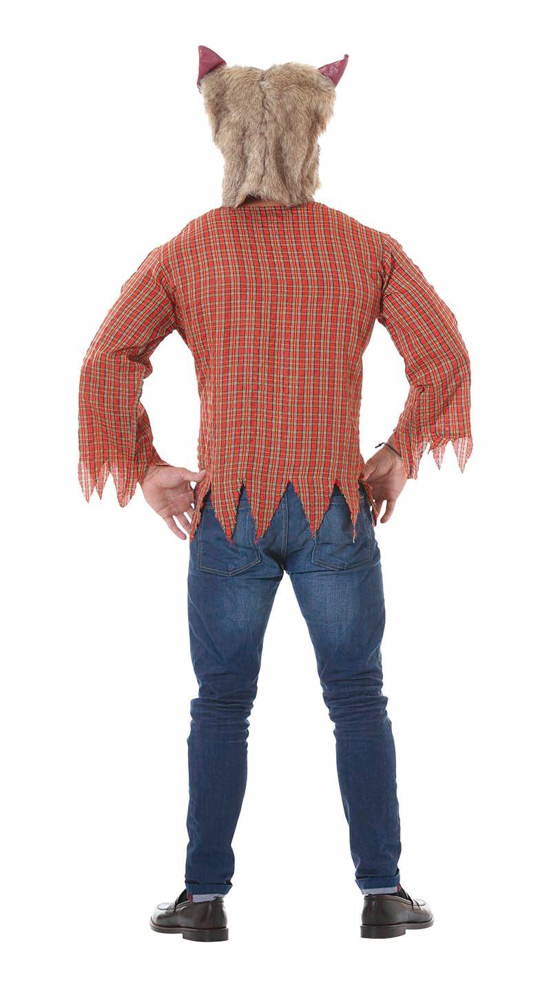 Weerwolf kostuum roodkapje