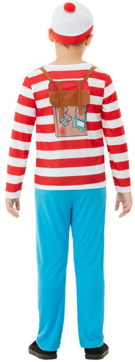 Where is Wally jongens outfit