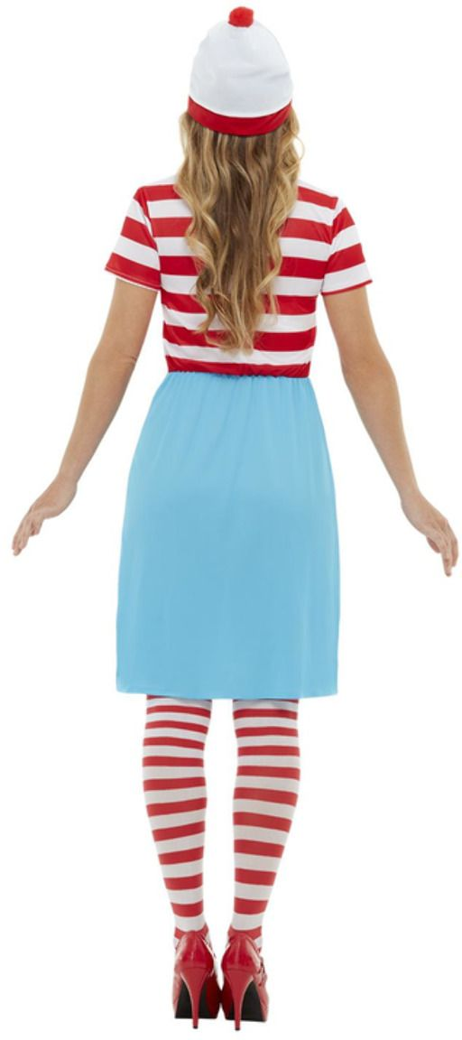 Where is Wally Wenda dames outfit