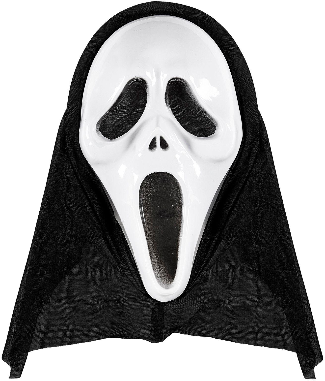 Wit scream masker