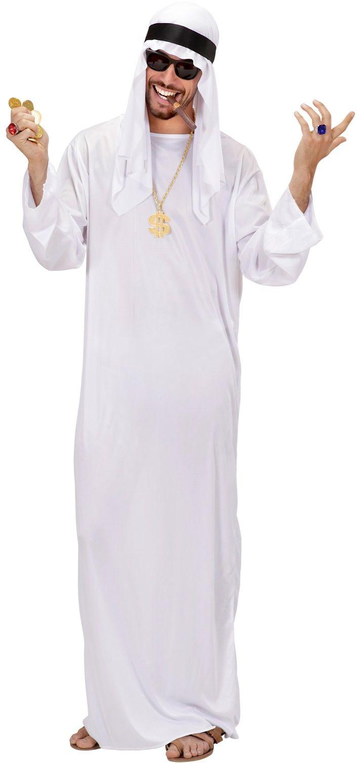 Witte Arabische Sjeik