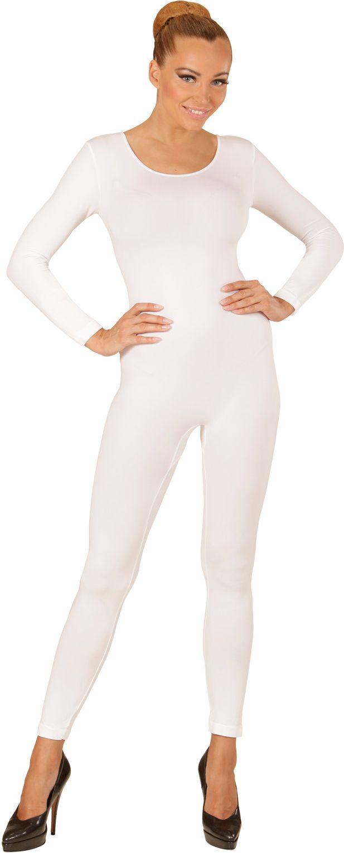 Witte bodysuit