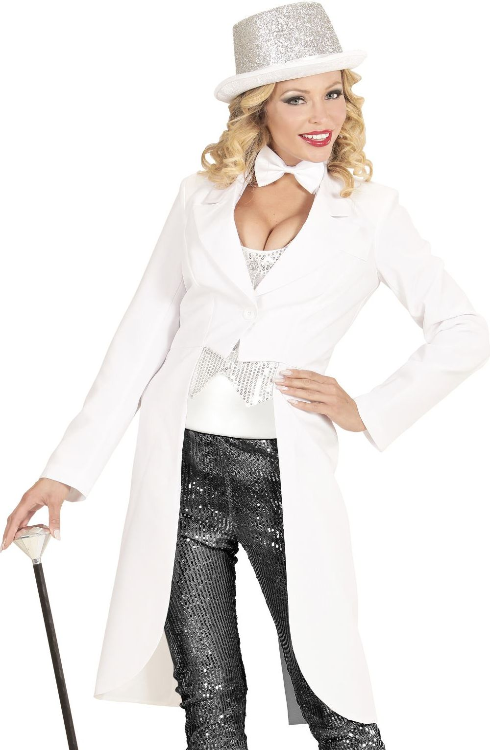 Witte rokjas dames