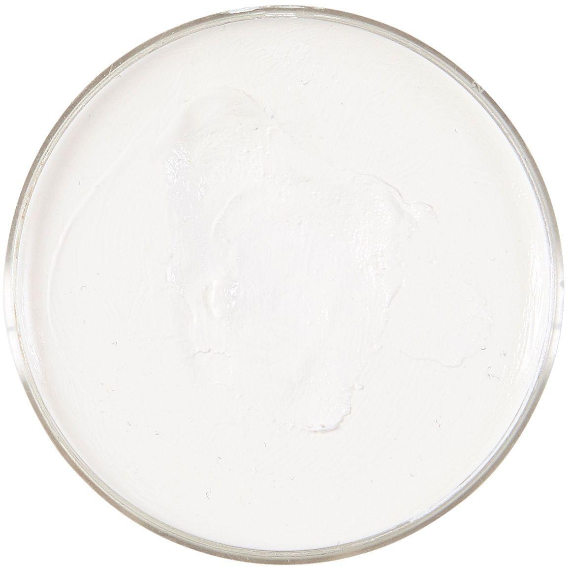 Witte waterbasis make up