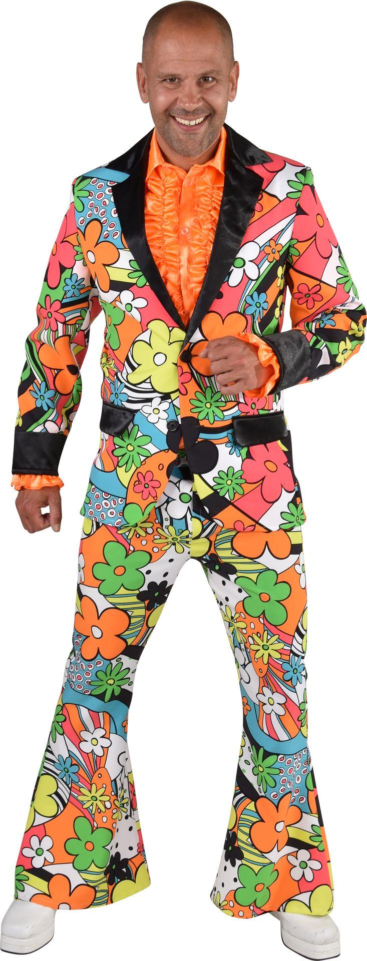 Woodstock outfit heren