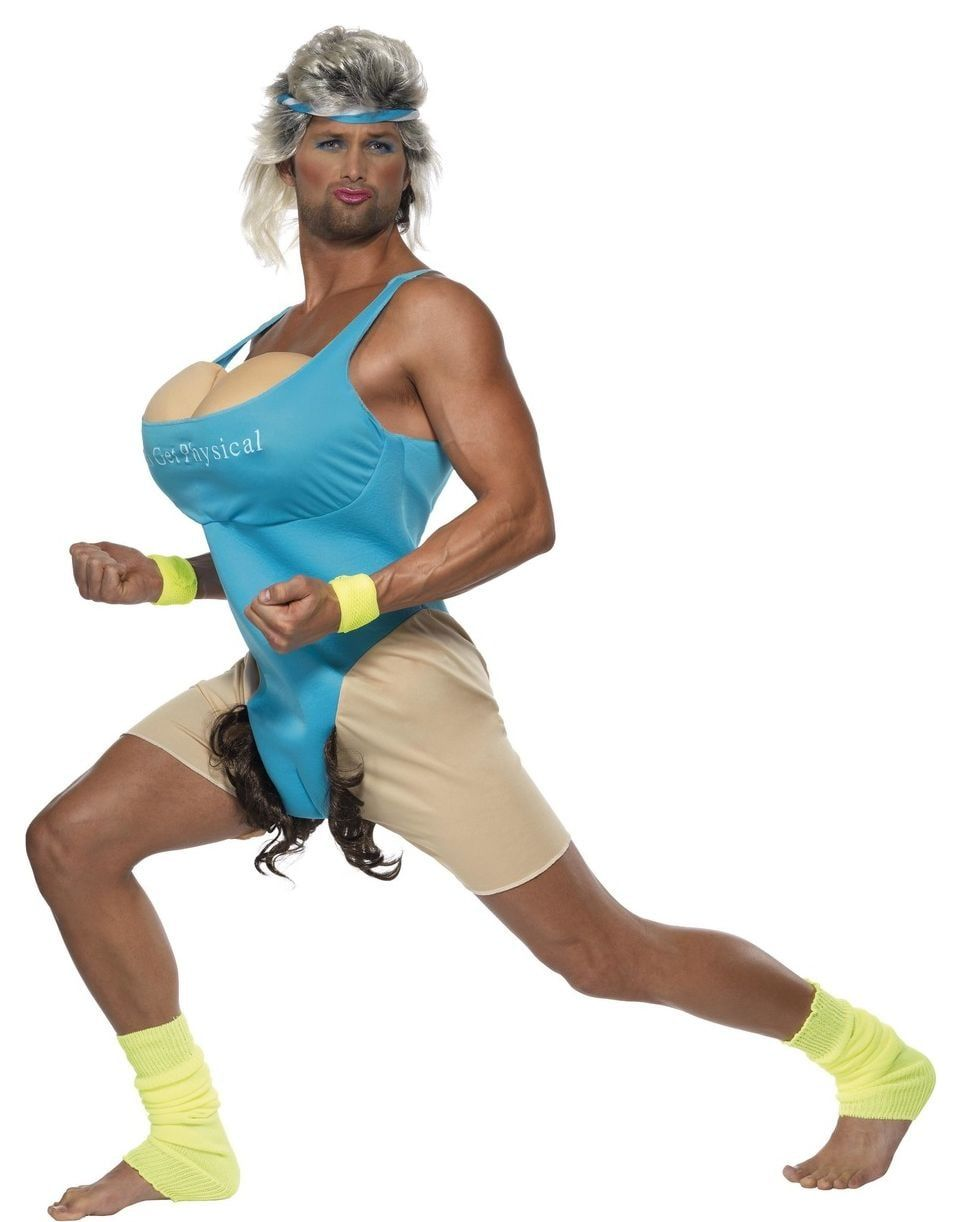 Work out travestie pak