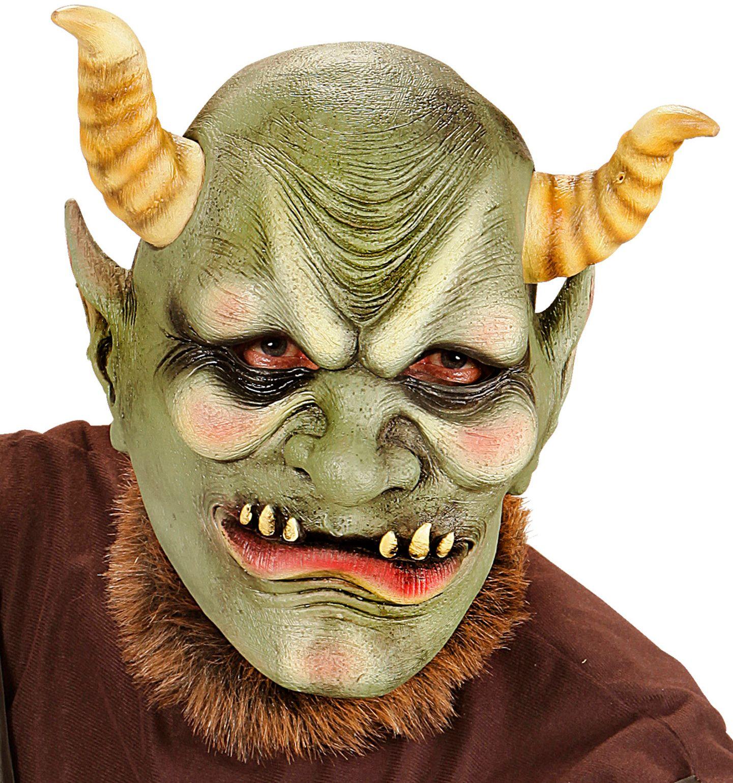 WoW Orc masker