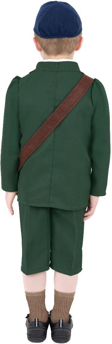 WW II jongens kostuum