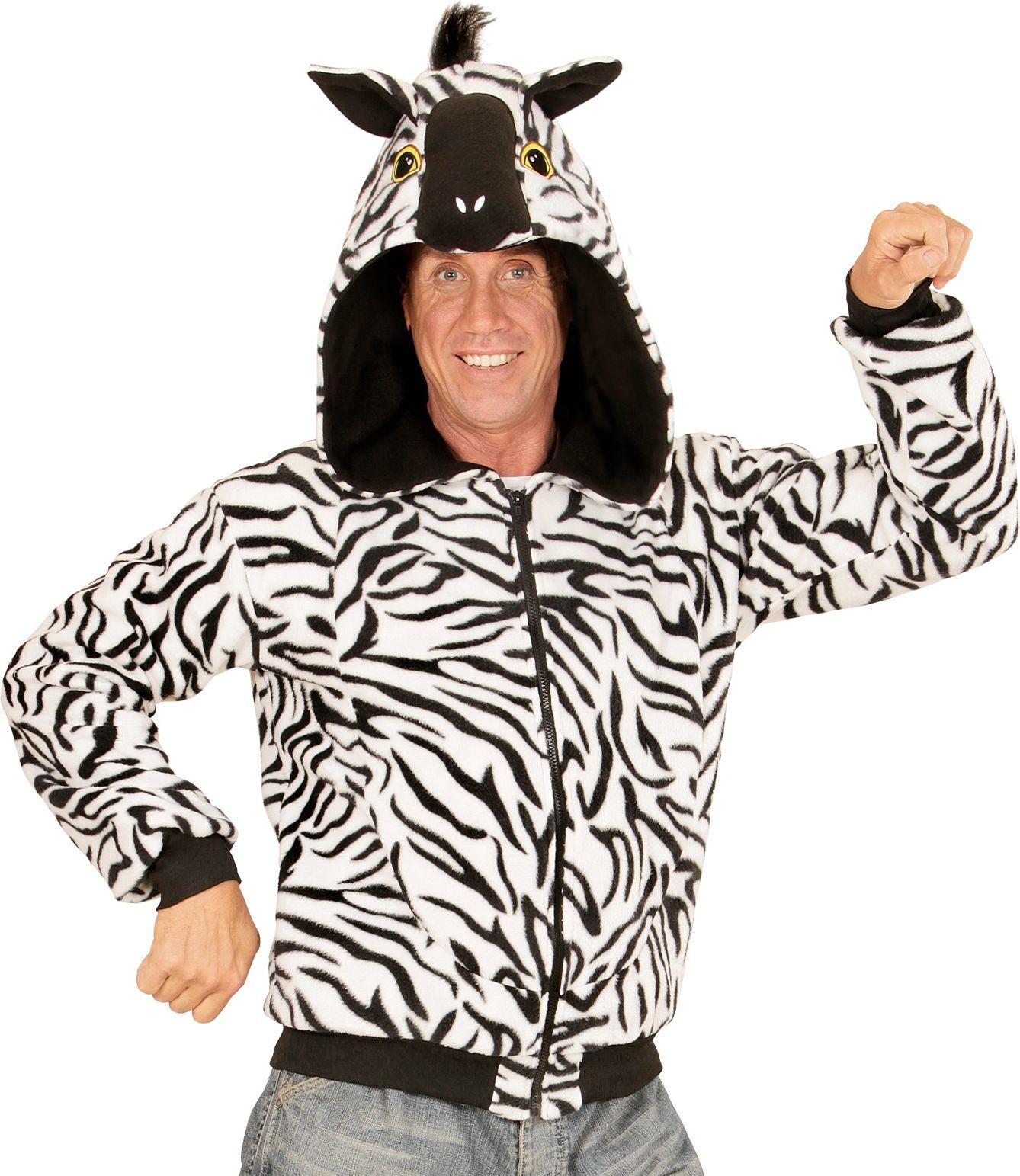 Zebra vest