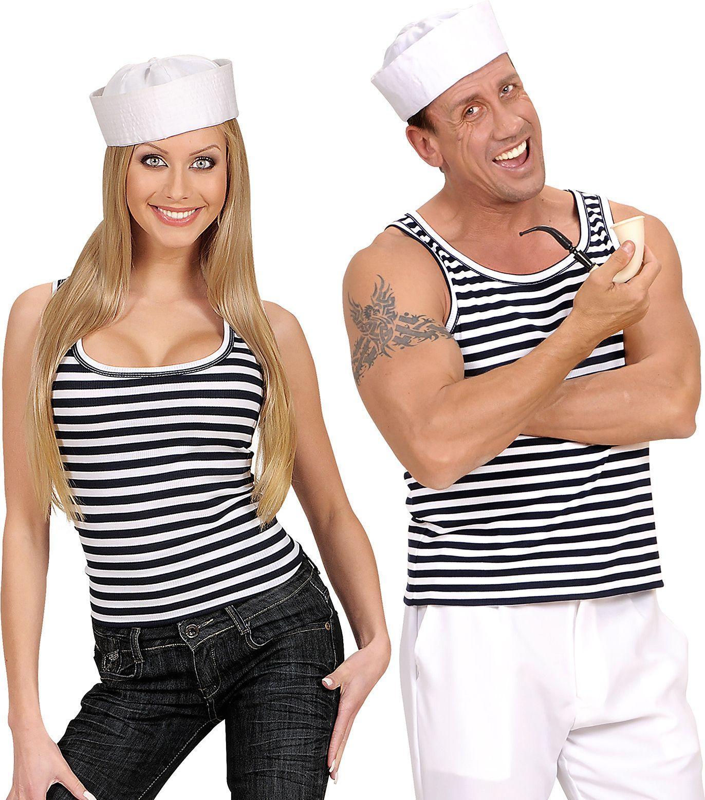 Zeemans Shirt Gestreept