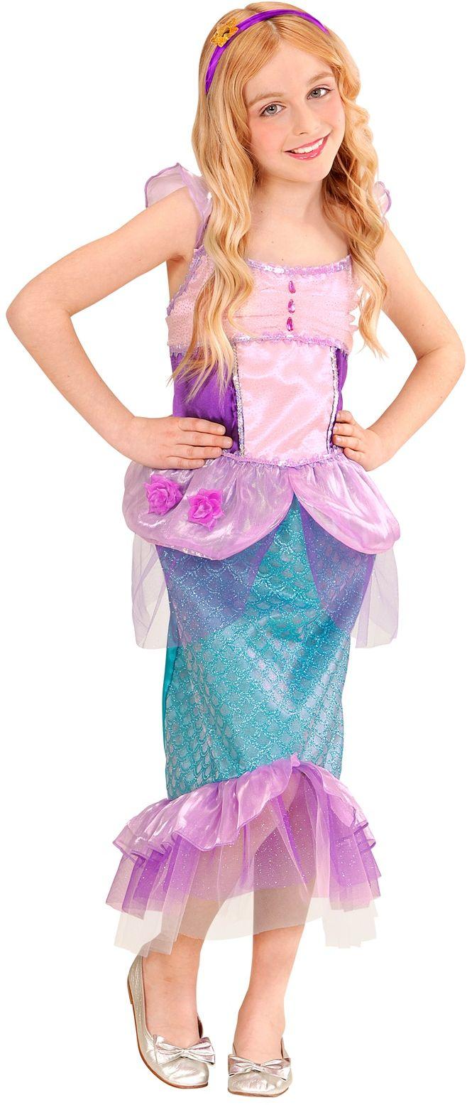 Zeemeermin jurk kind