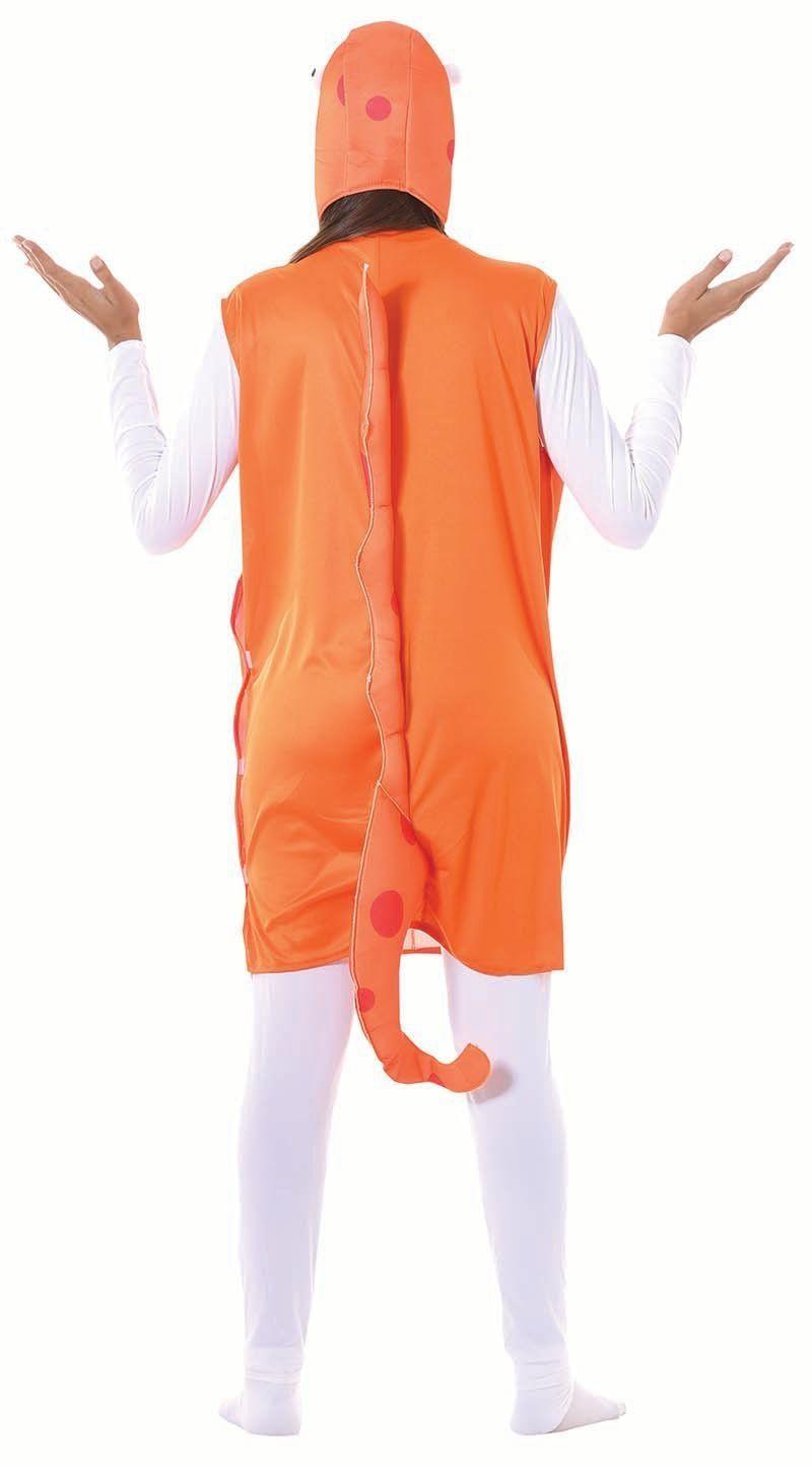 Zeepaardje kostuum carnaval