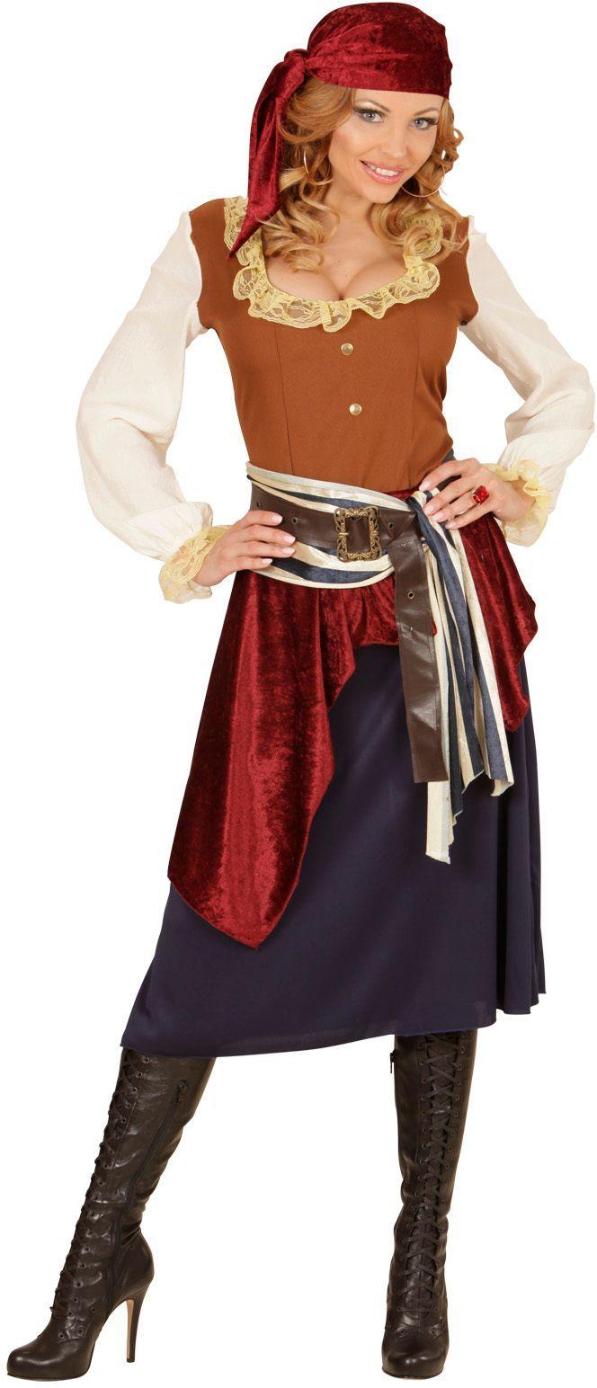 Zeerover piraat vrouwen
