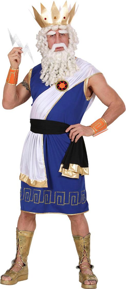 Zeus kostuum