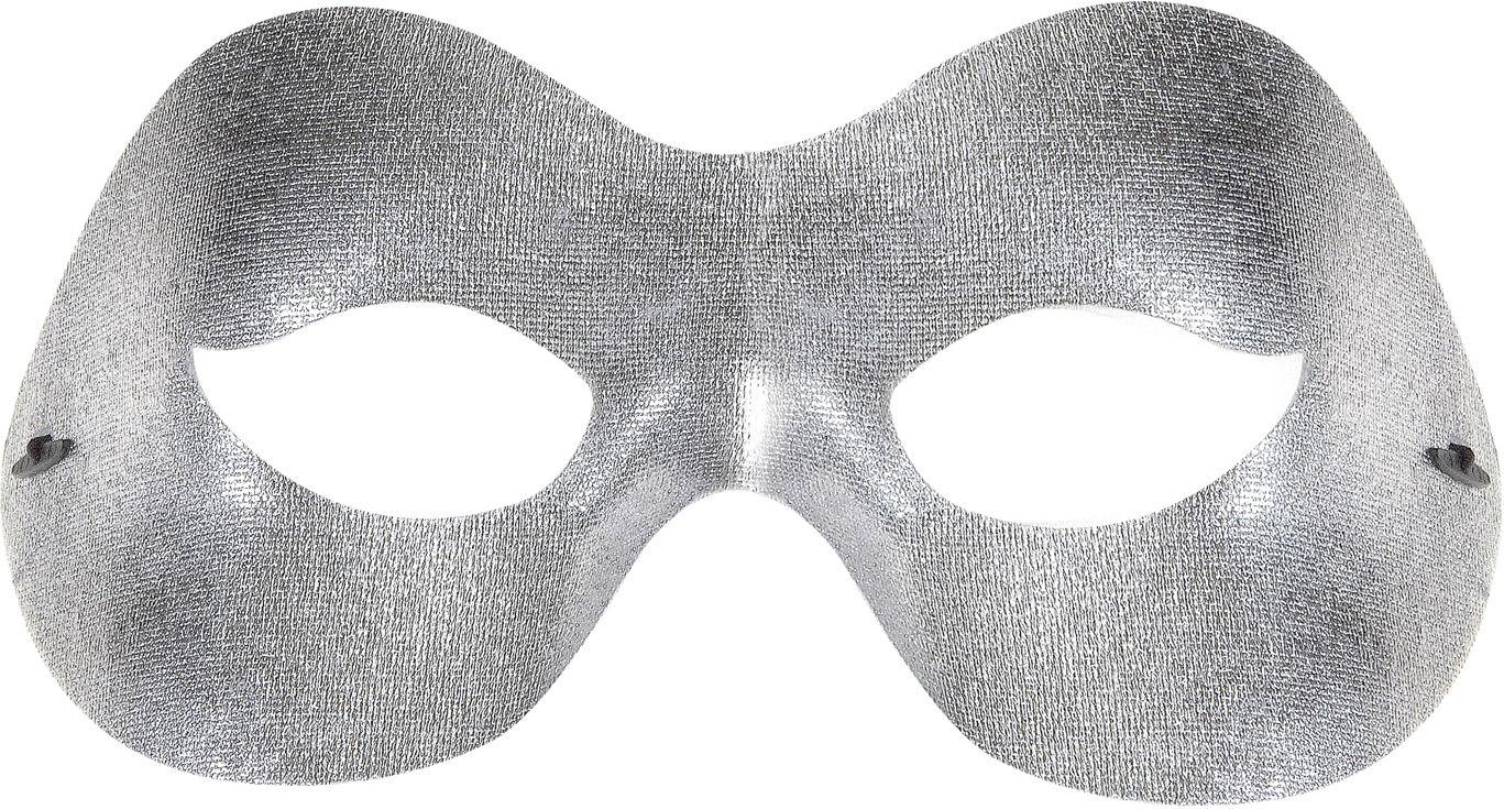 Zilver Fidelio oogmasker