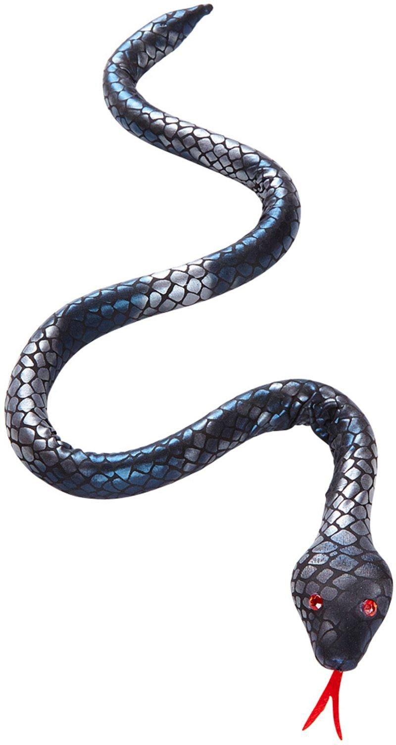 Zilveren buigbare slang